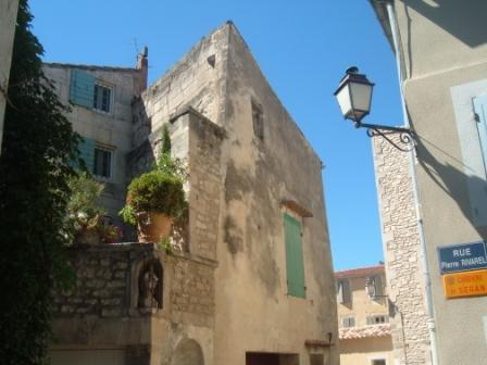 portes anciennes saint rémy de provence